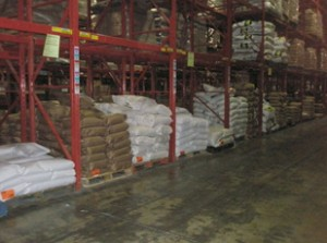 commercial pest control warehouse