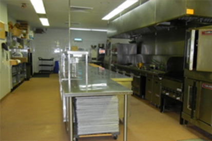 commercial pest control thornhill kitchen